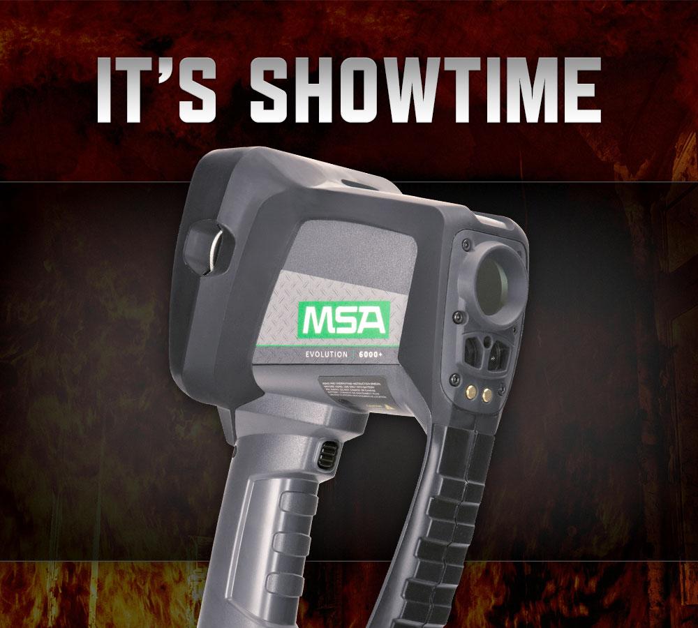 MSA E6000 Launch Campaign